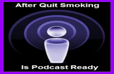 After Quit Smoking Is Podcast Ready